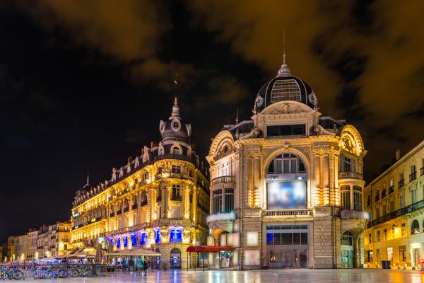 Le marché de l'immobilier de commerce à Montpellier en 2017